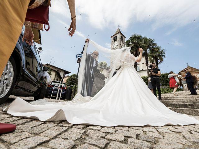 Il matrimonio di Vito e Nicoletta a Baveno, Verbania 34