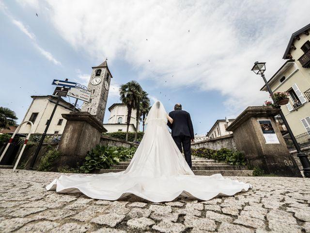 Il matrimonio di Vito e Nicoletta a Baveno, Verbania 35