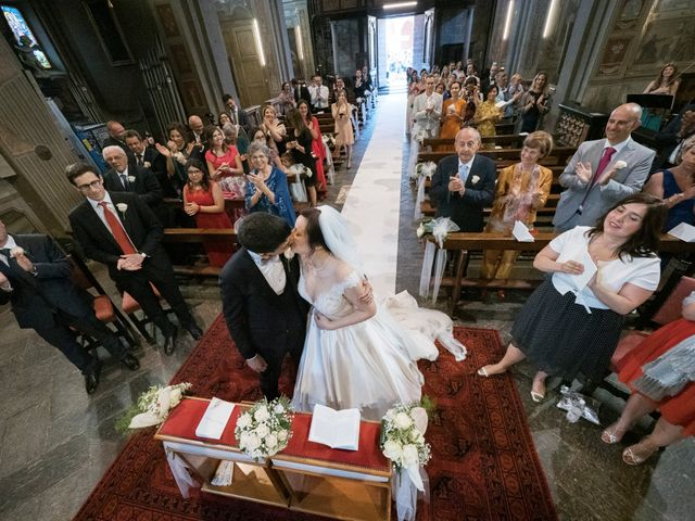 Il matrimonio di Vito e Nicoletta a Baveno, Verbania 50
