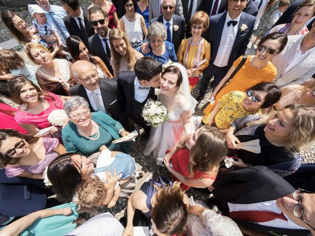 Il matrimonio di Vito e Nicoletta a Baveno, Verbania 55