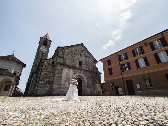 Il matrimonio di Vito e Nicoletta a Baveno, Verbania 56