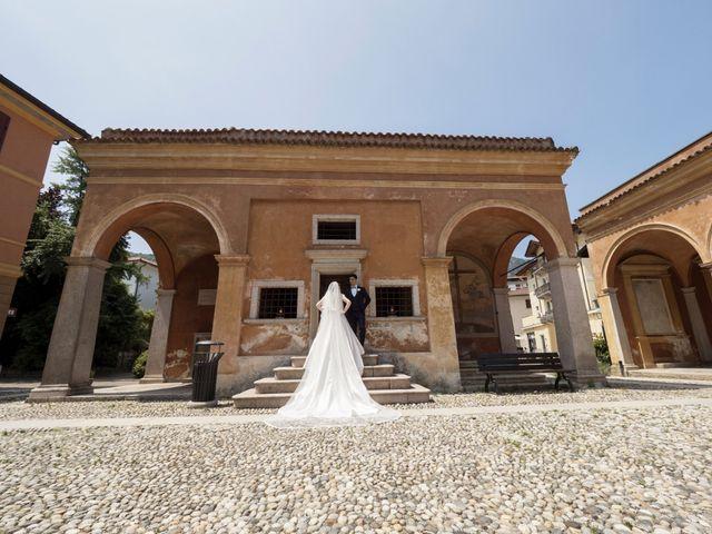 Il matrimonio di Vito e Nicoletta a Baveno, Verbania 58