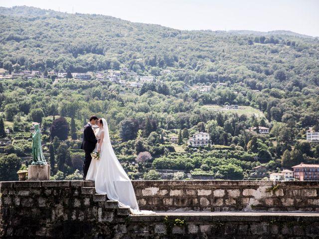 Il matrimonio di Vito e Nicoletta a Baveno, Verbania 65