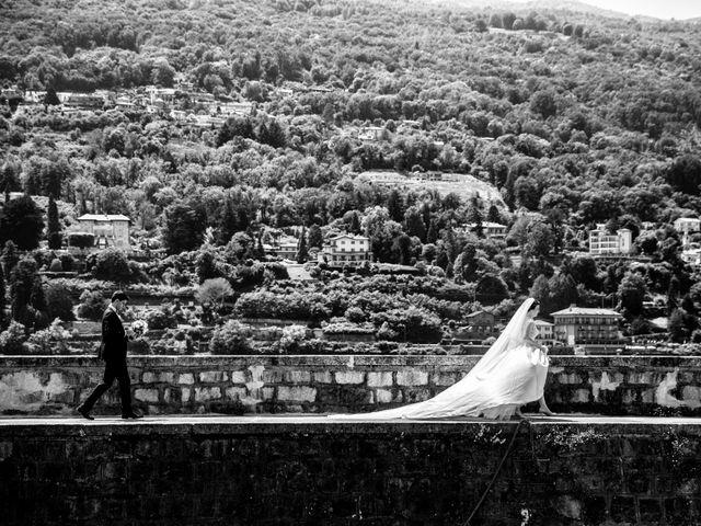 Il matrimonio di Vito e Nicoletta a Baveno, Verbania 66