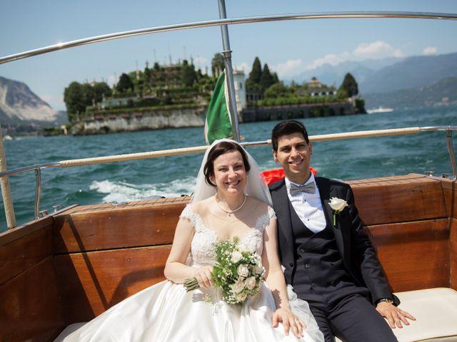 Il matrimonio di Vito e Nicoletta a Baveno, Verbania 67