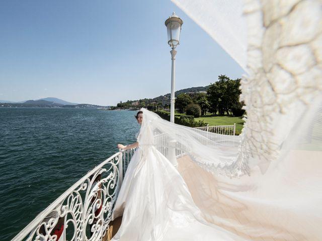 Il matrimonio di Vito e Nicoletta a Baveno, Verbania 70