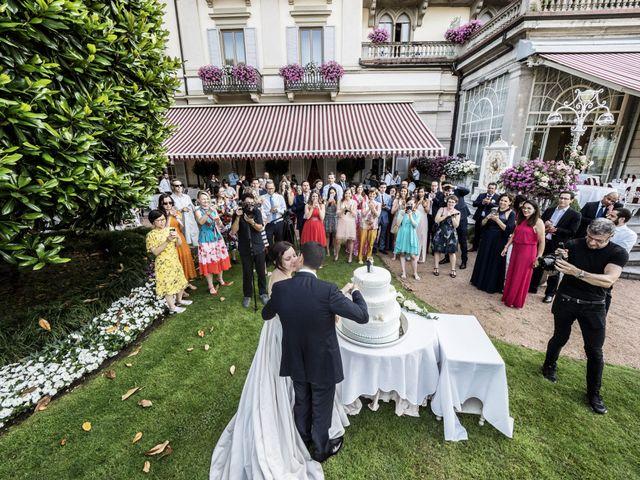 Il matrimonio di Vito e Nicoletta a Baveno, Verbania 78