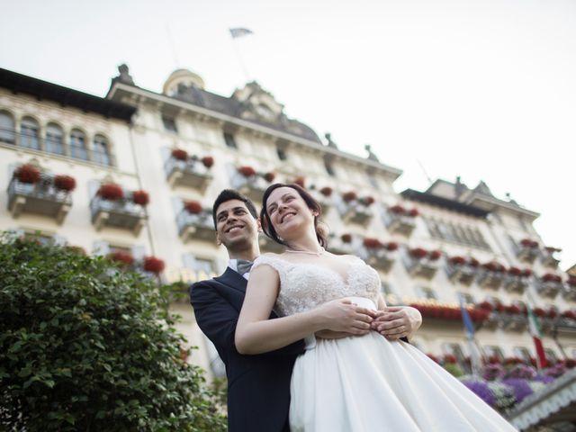 Il matrimonio di Vito e Nicoletta a Baveno, Verbania 82