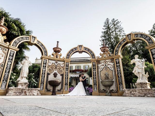 Il matrimonio di Vito e Nicoletta a Baveno, Verbania 85