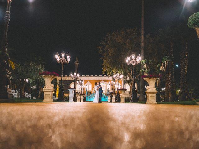 Le nozze di Jessica e Alfio