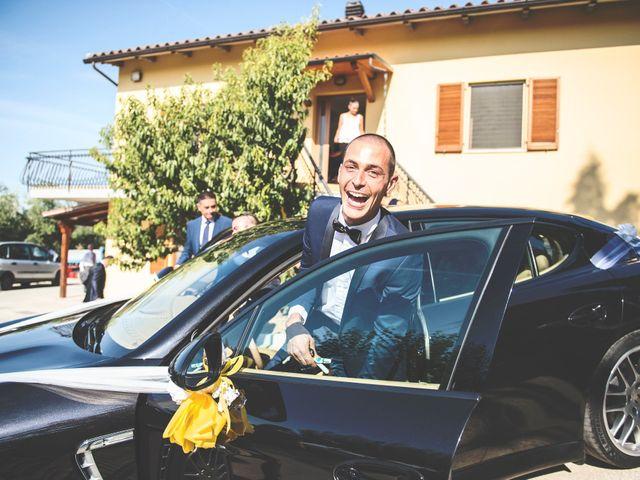 Il matrimonio di Sara e Michele a Osimo, Ancona 14