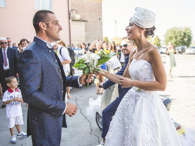 Il matrimonio di Sara e Michele a Osimo, Ancona 33