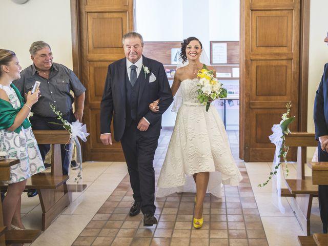 Il matrimonio di Sara e Michele a Osimo, Ancona 35