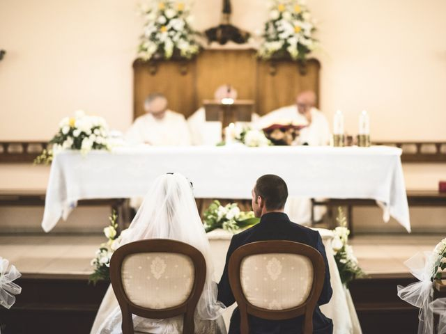 Il matrimonio di Sara e Michele a Osimo, Ancona 41