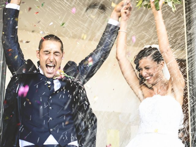 Il matrimonio di Sara e Michele a Osimo, Ancona 45