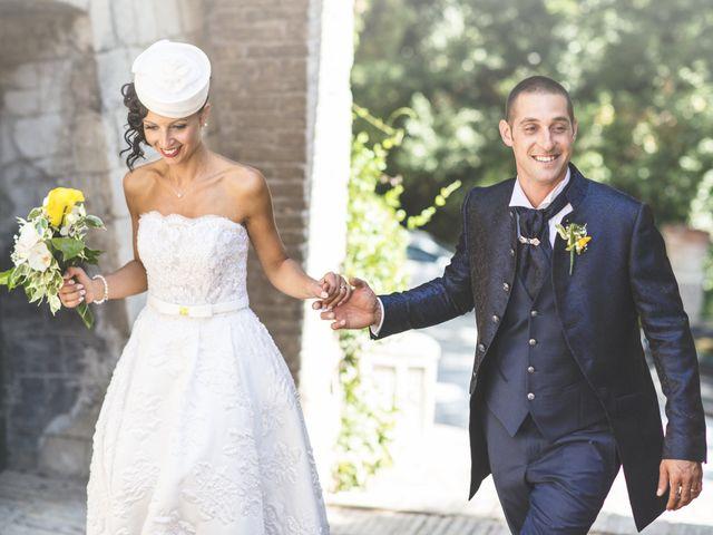 Il matrimonio di Sara e Michele a Osimo, Ancona 48