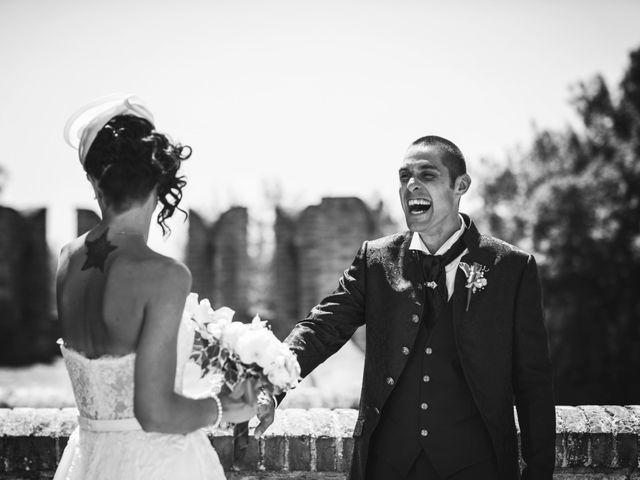 Il matrimonio di Sara e Michele a Osimo, Ancona 52