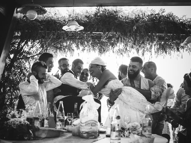 Il matrimonio di Sara e Michele a Osimo, Ancona 74