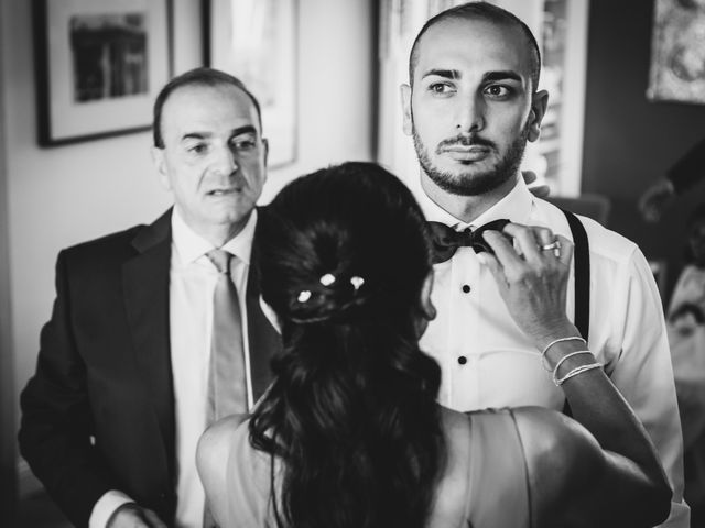 Il matrimonio di Giuseppe e Lucia a Vergiate, Varese 11