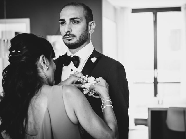 Il matrimonio di Giuseppe e Lucia a Vergiate, Varese 13