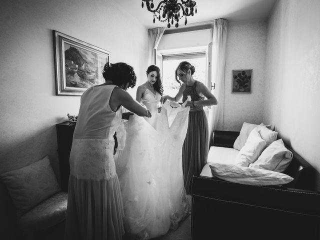 Il matrimonio di Giuseppe e Lucia a Vergiate, Varese 19