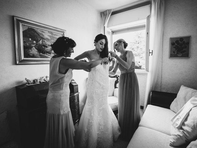 Il matrimonio di Giuseppe e Lucia a Vergiate, Varese 20