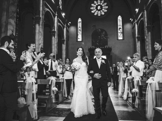Il matrimonio di Giuseppe e Lucia a Vergiate, Varese 27