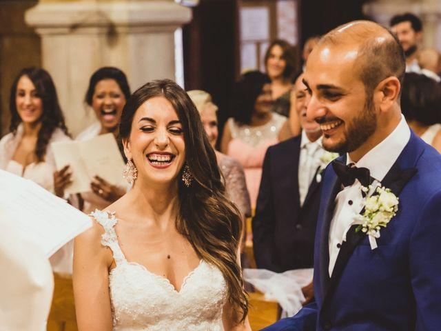 Il matrimonio di Giuseppe e Lucia a Vergiate, Varese 29