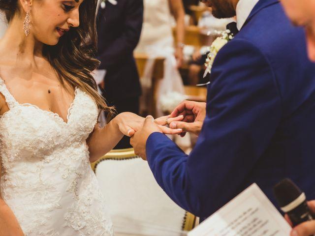 Il matrimonio di Giuseppe e Lucia a Vergiate, Varese 30