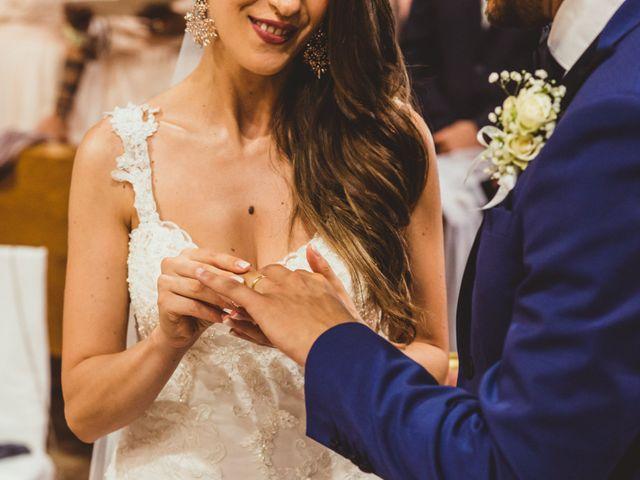 Il matrimonio di Giuseppe e Lucia a Vergiate, Varese 31