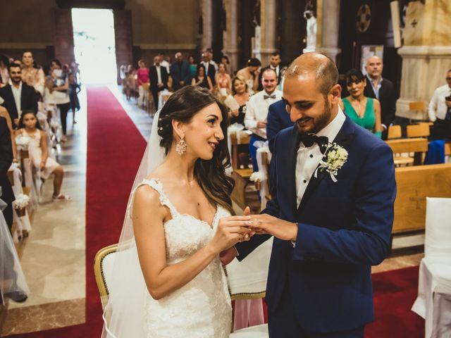 Il matrimonio di Giuseppe e Lucia a Vergiate, Varese 32