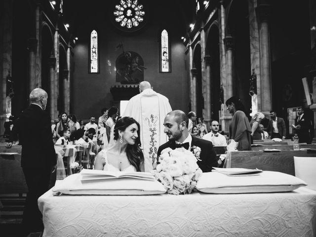 Il matrimonio di Giuseppe e Lucia a Vergiate, Varese 33