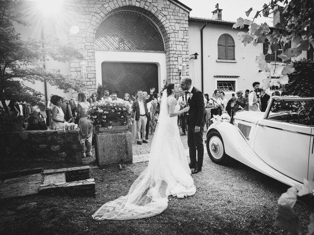 Il matrimonio di Giuseppe e Lucia a Vergiate, Varese 38
