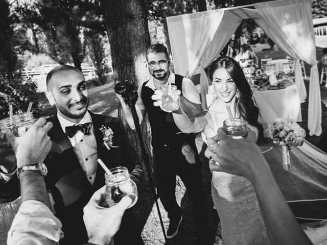 Il matrimonio di Giuseppe e Lucia a Vergiate, Varese 39