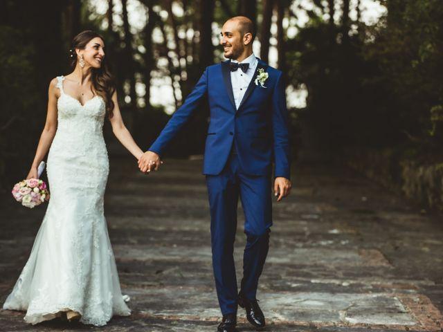 Il matrimonio di Giuseppe e Lucia a Vergiate, Varese 45
