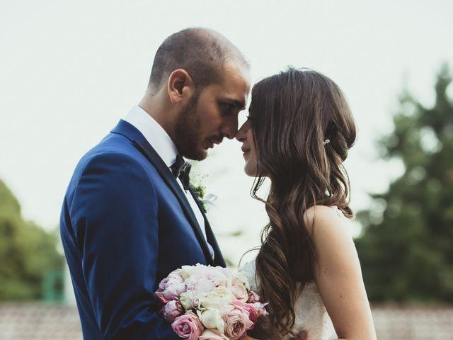 Il matrimonio di Giuseppe e Lucia a Vergiate, Varese 47