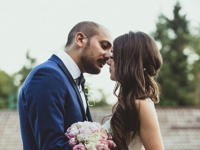 Il matrimonio di Giuseppe e Lucia a Vergiate, Varese 48