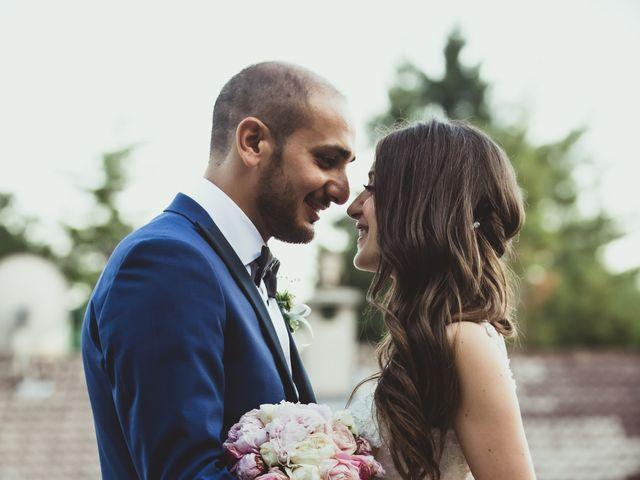 Il matrimonio di Giuseppe e Lucia a Vergiate, Varese 49