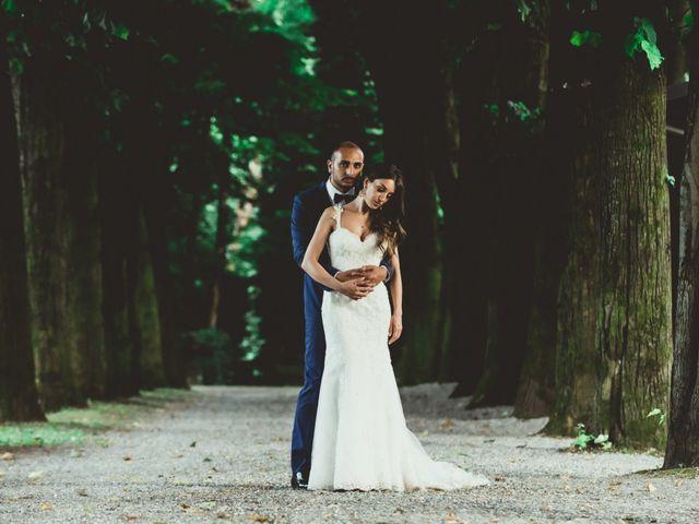 Il matrimonio di Giuseppe e Lucia a Vergiate, Varese 50