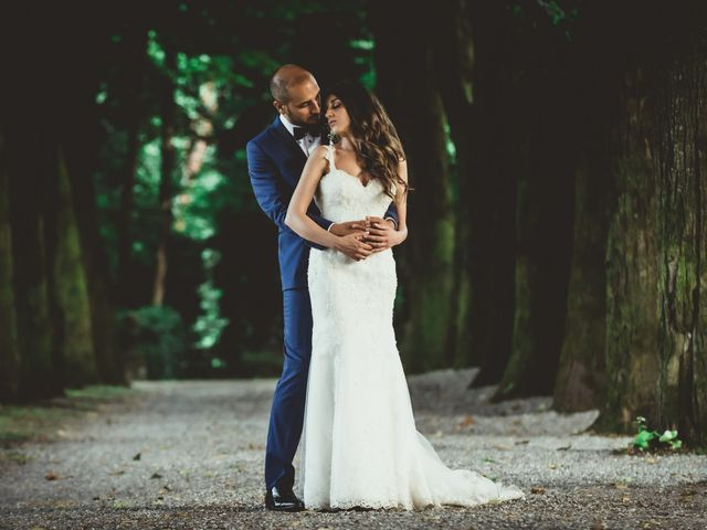 Il matrimonio di Giuseppe e Lucia a Vergiate, Varese 51