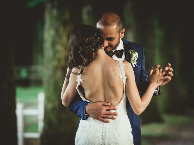 Il matrimonio di Giuseppe e Lucia a Vergiate, Varese 52