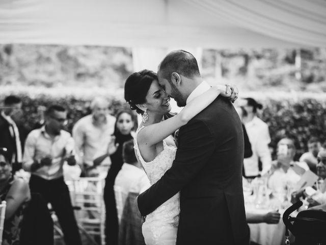 Il matrimonio di Giuseppe e Lucia a Vergiate, Varese 54