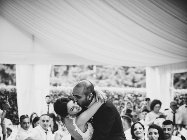 Il matrimonio di Giuseppe e Lucia a Vergiate, Varese 55