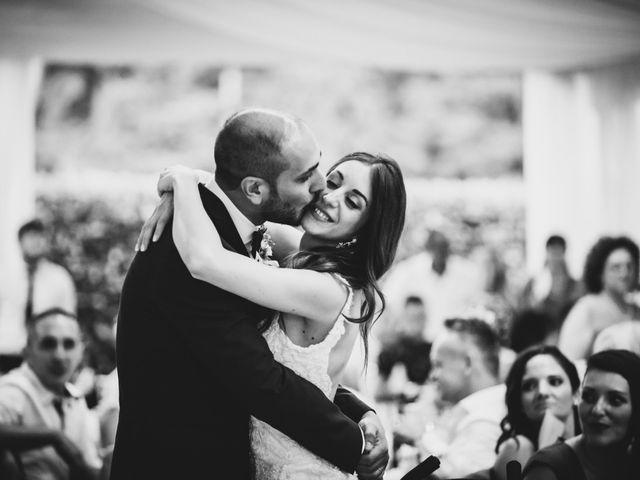 Il matrimonio di Giuseppe e Lucia a Vergiate, Varese 57