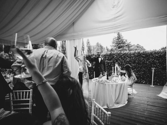 Il matrimonio di Giuseppe e Lucia a Vergiate, Varese 59