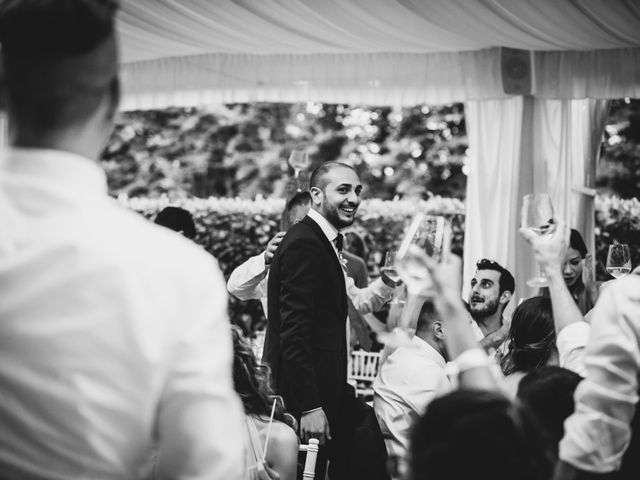 Il matrimonio di Giuseppe e Lucia a Vergiate, Varese 60
