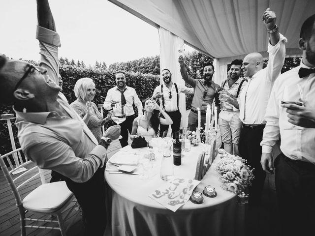 Il matrimonio di Giuseppe e Lucia a Vergiate, Varese 62