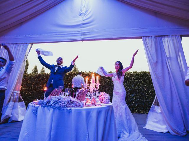 Il matrimonio di Giuseppe e Lucia a Vergiate, Varese 64