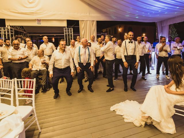 Il matrimonio di Giuseppe e Lucia a Vergiate, Varese 69