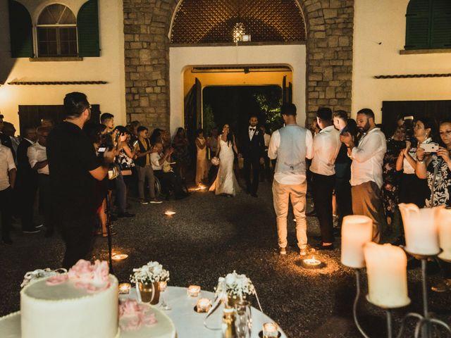 Il matrimonio di Giuseppe e Lucia a Vergiate, Varese 77